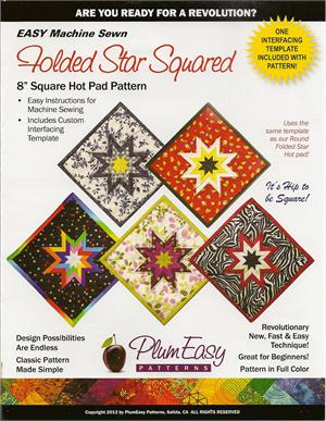 Folded Star Heat by Joycelyn Ford | Sewing Pattern